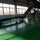 河南廢料輸液瓶造粒生產線自動化造粒設備
