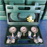 液压测压盒 便携式压力测试测压装置