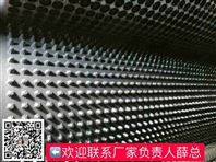 广州车库用0.8公分高1000g卷材排水板