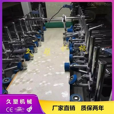全屋快装墙板设备_PVC生态护墙板生产线设备