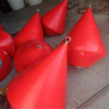 浮标FB-700*900mm锥形海洋浮标河道警示航标