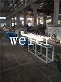 PVC TPU纤维增强软管生产线