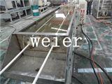 PVC双管挤出生产线