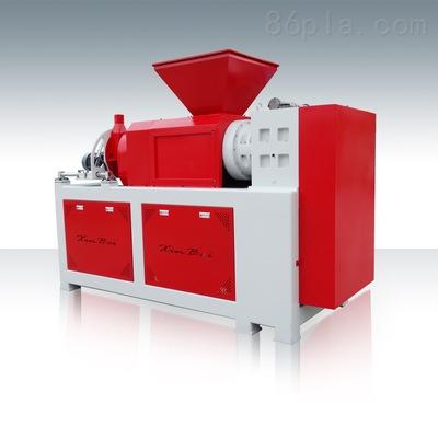 塑料薄膜挤干机 PE大棚膜 包装膜挤干塑化切粒一体机
