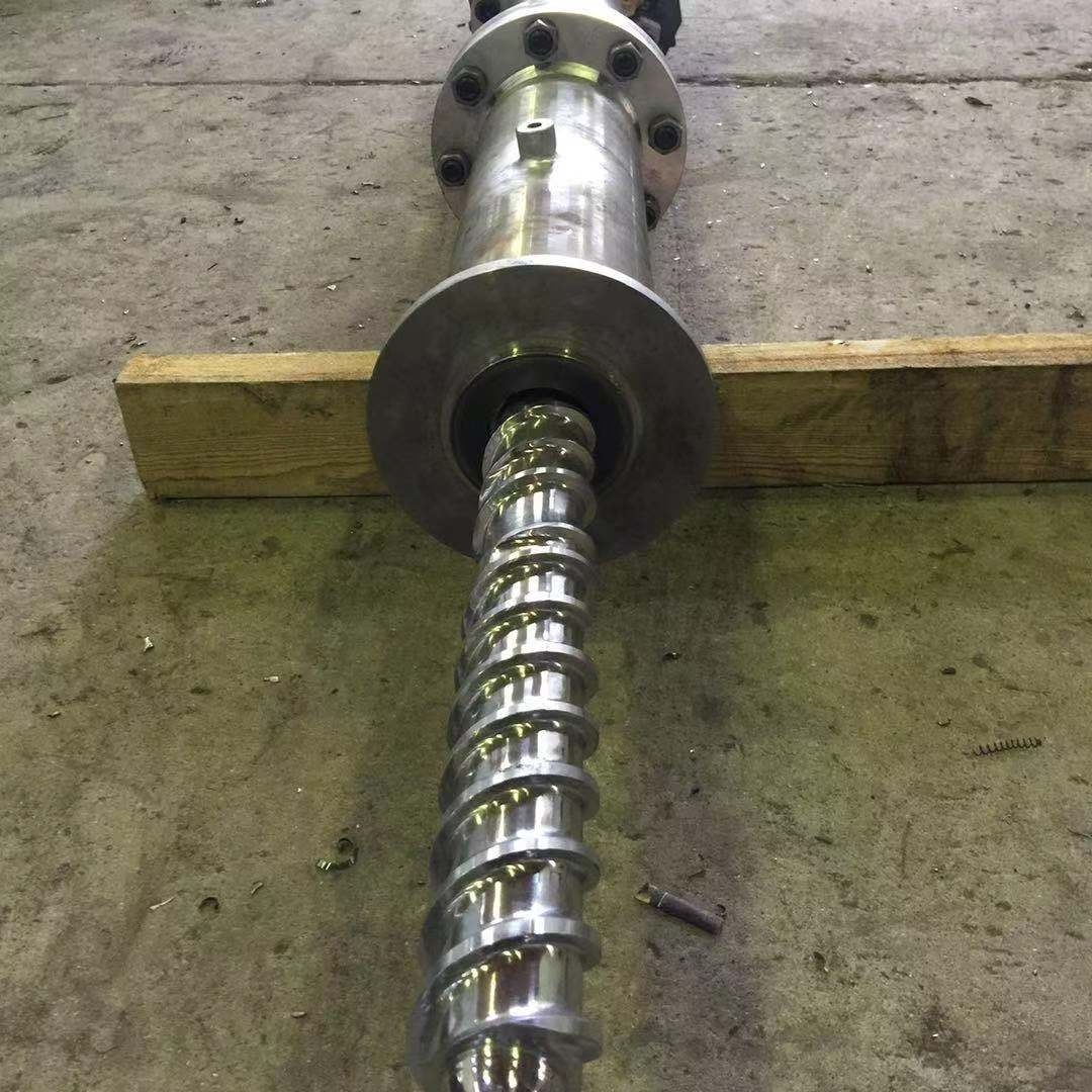 销钉型双金属螺杆