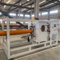80/156pvc电力管管材挤出机生产线供应