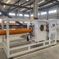80/156100-200CPVC电力保护管挤出机生产线