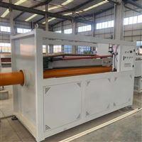 110-200pvc电力管管材挤出机生产线
