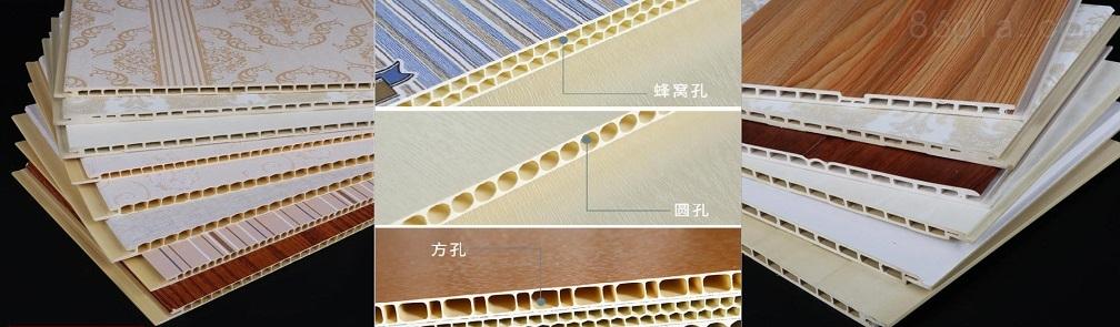 竹木纤维集成墙板生产线