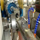 PVC纤维编织软管生产线