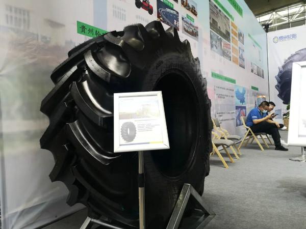 贵州轮胎携多款新品亮相2021新疆农业机械博览会