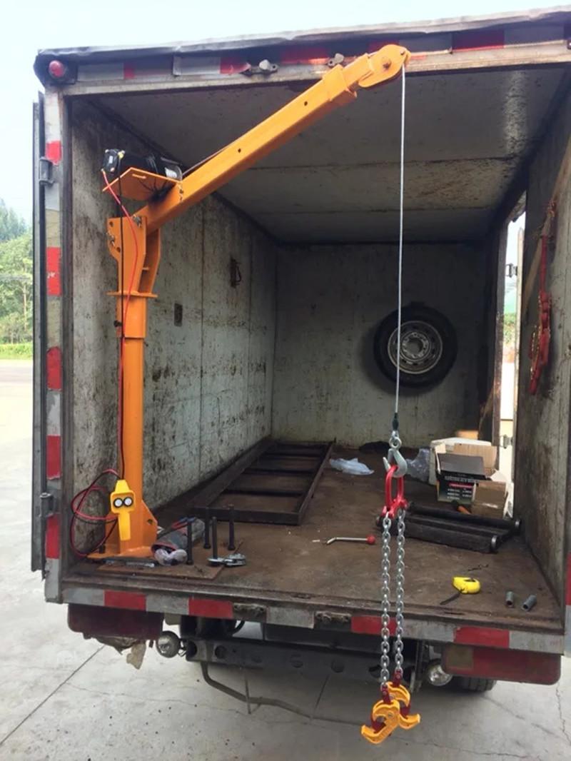 12v车载小吊机